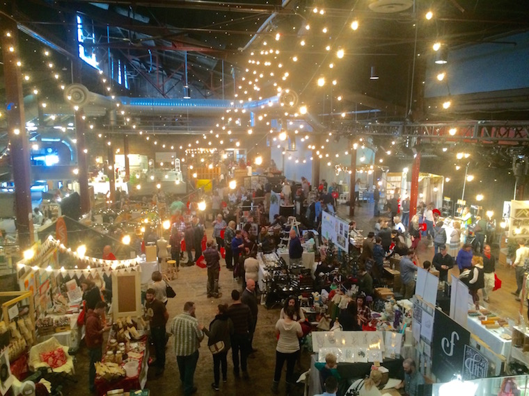 Made South Holiday Market 2015