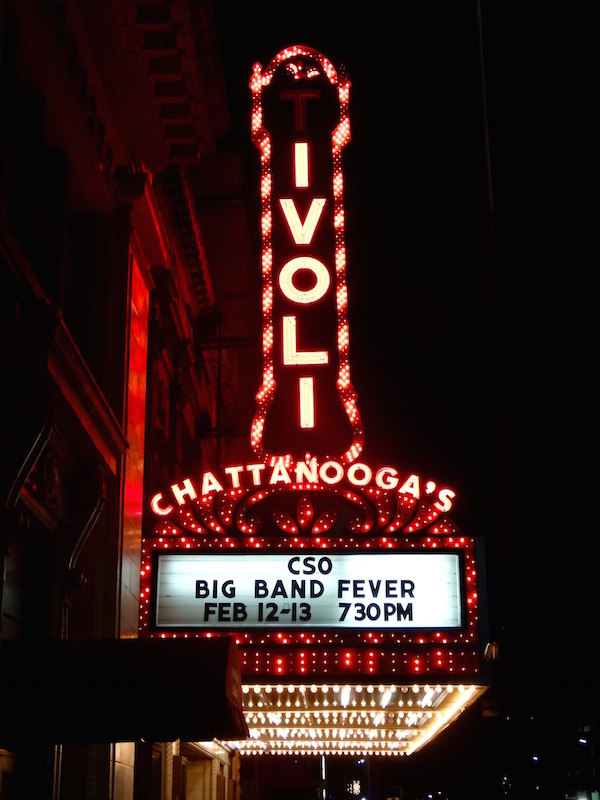 Big Band Fever Tivoli Theater Chattanooga