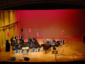 big band fever stage