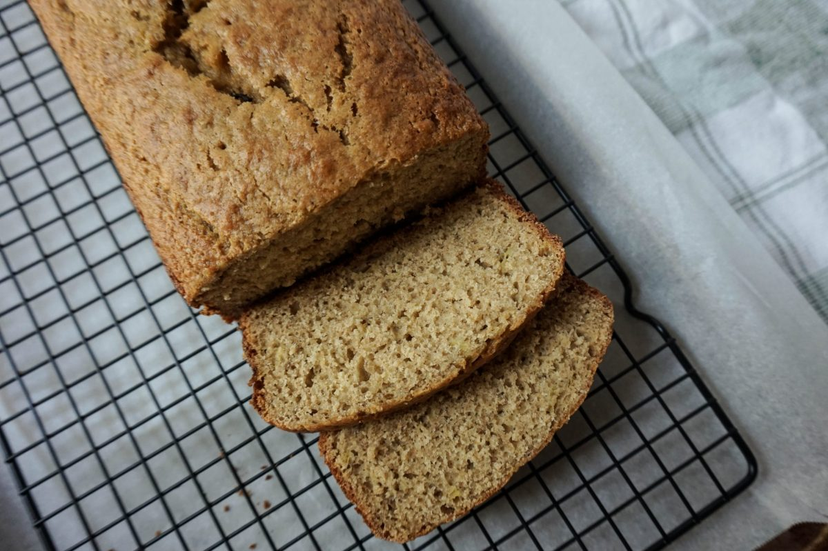 The Best Banana Bread Ever A Thought And A Half Southern Food Lifestyle Blog