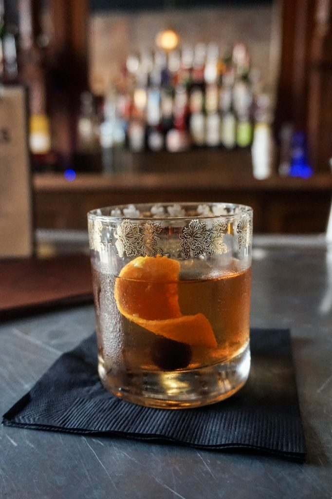 mad priest old fashioned happy hour chattanooga