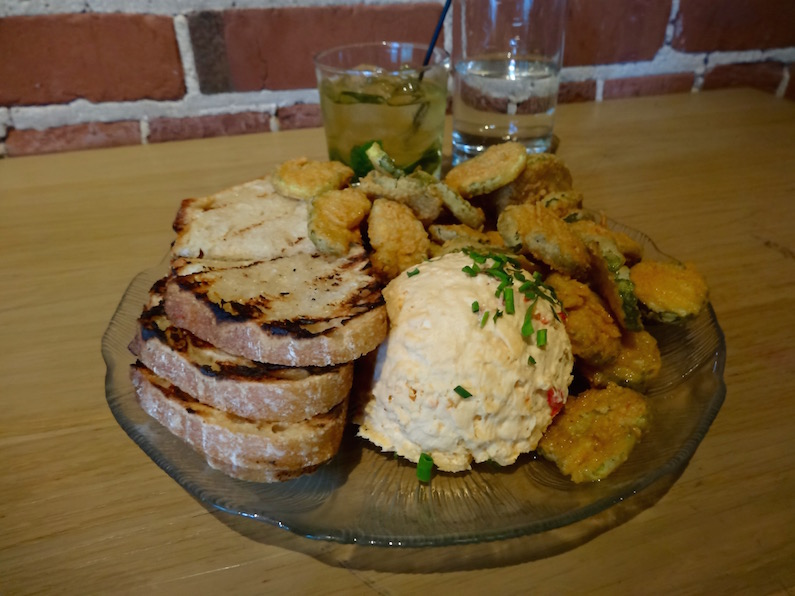 pimiento cheese plate the social chattanooga