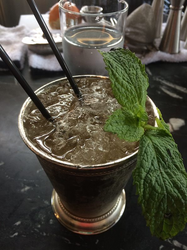 mint julep STIR chattanooga