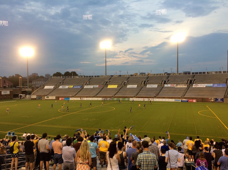 chattanooga fc match