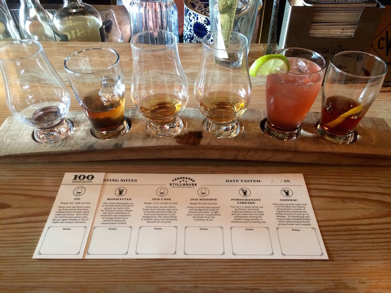tennessee stillhouse chattanooga whiskey