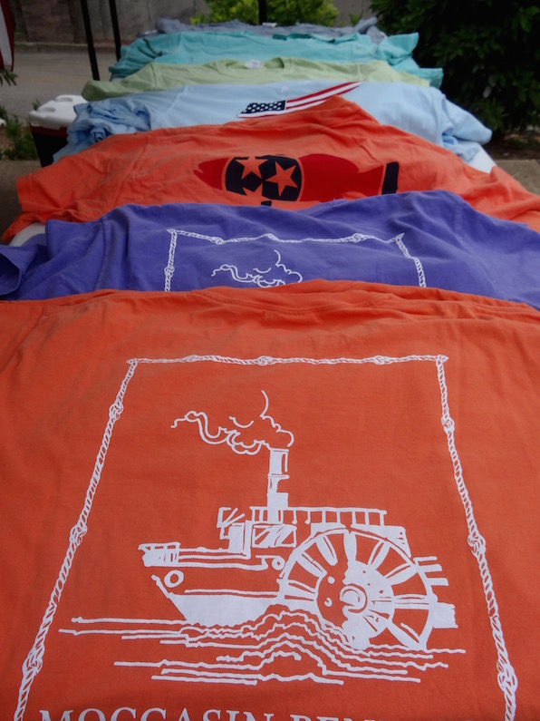 moccasin bend company t-shirts