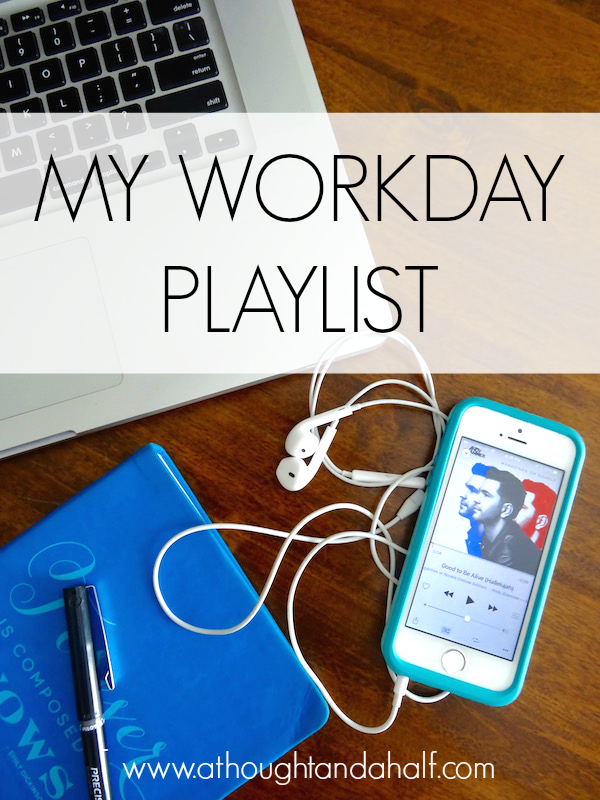 workday playlist
