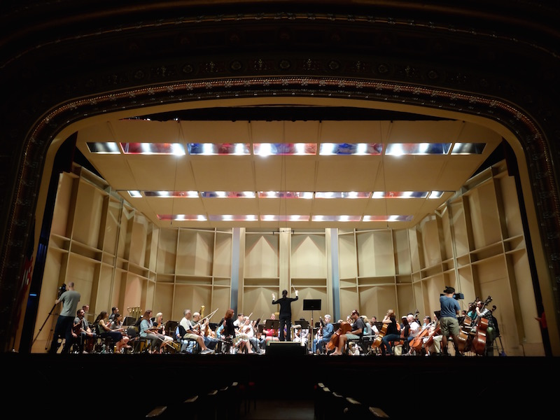chattanooga symphony and opera rehearsal