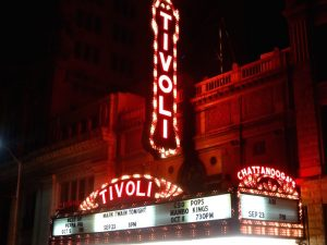 tivoli theater chattanooga tennessee