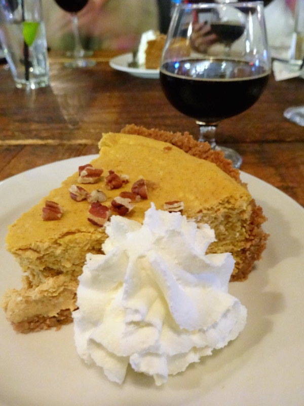 pumpkin pie cheesecake feed co.