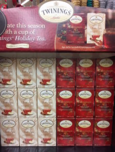 twinings christmas tea