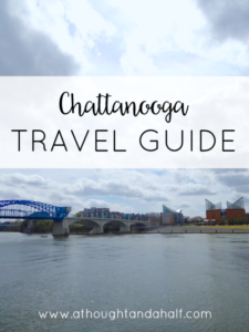 chattanooga travel guide