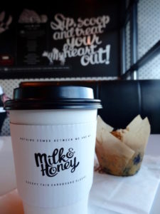 milk and honey chattanooga coffee shops