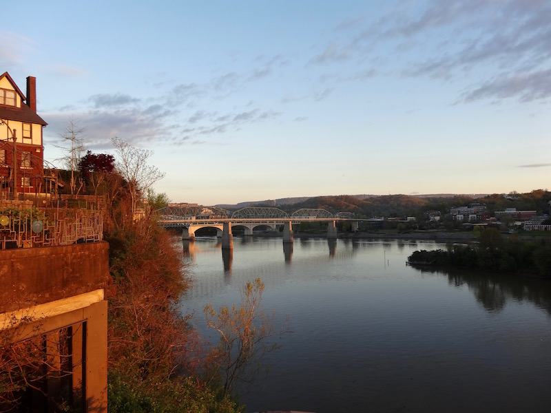 weekly sip chattanooga sunrise