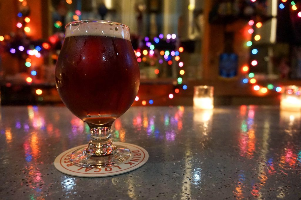 chattanooga brewing company winter warmer
