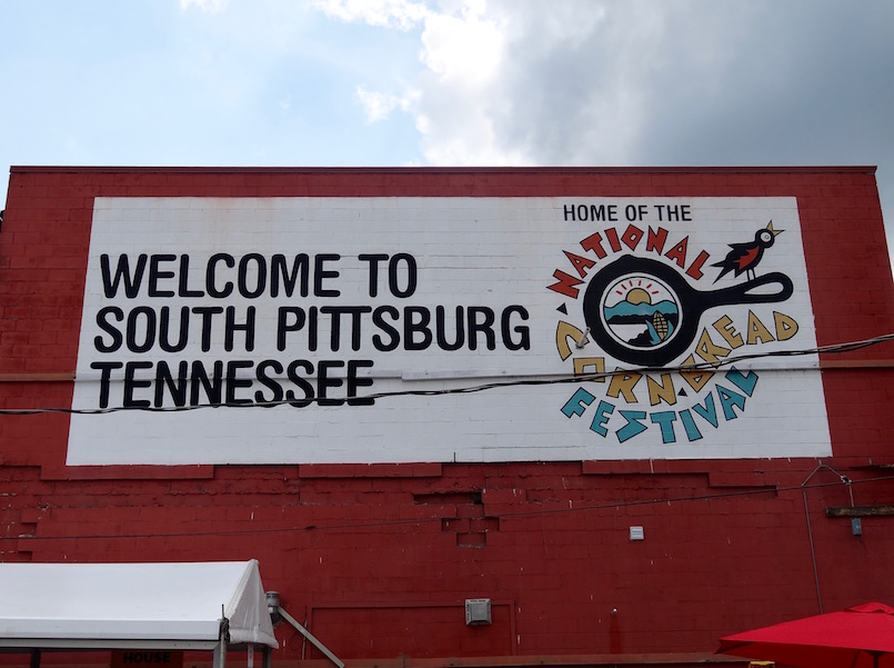 national cornbread festival south pittsburg