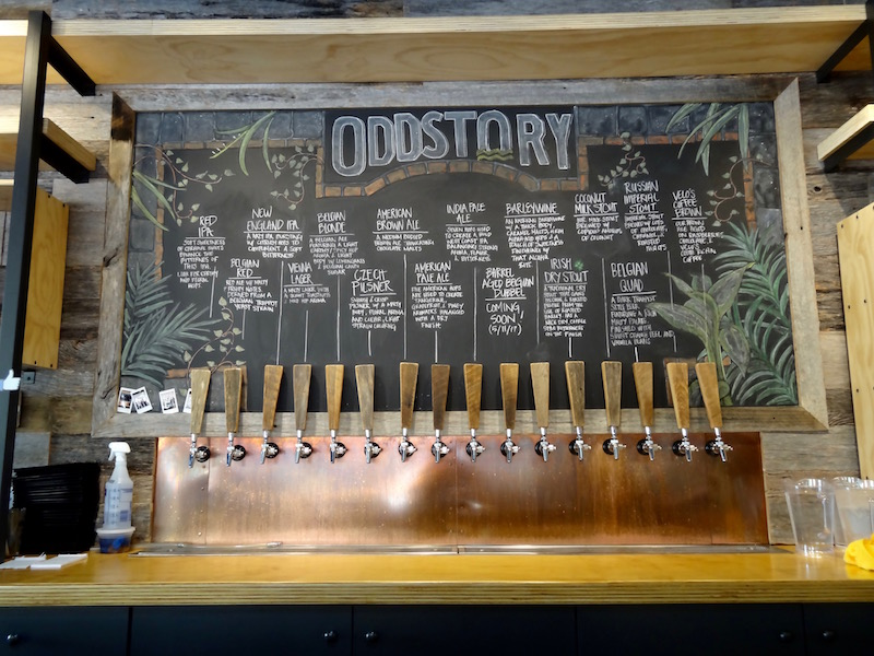 oddstory brewing company chattanooga