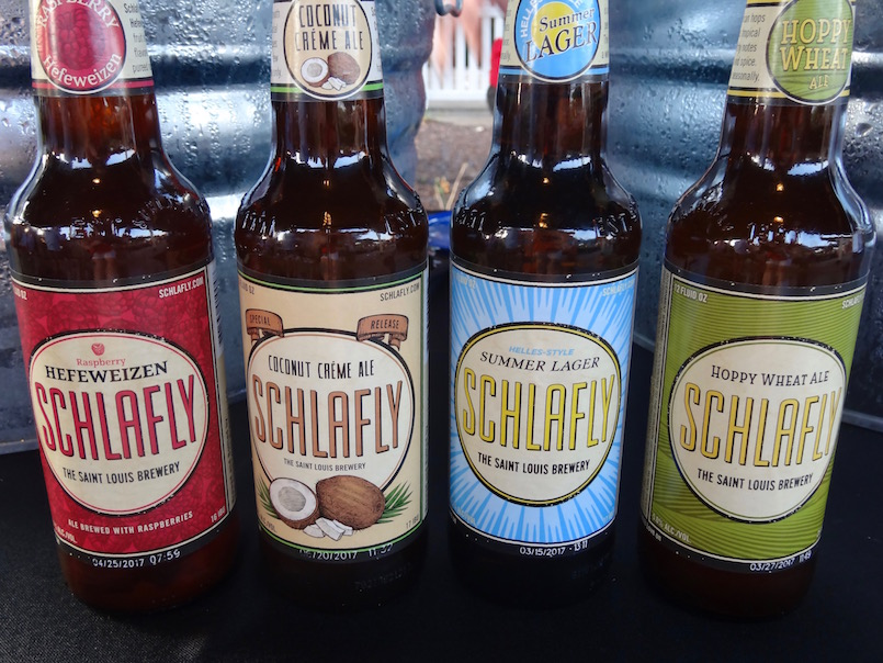 sip and savor schlafly beer