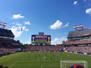 usa soccer match nashville