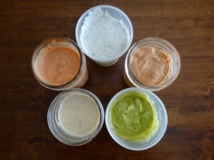 5 easy sauces to make at home