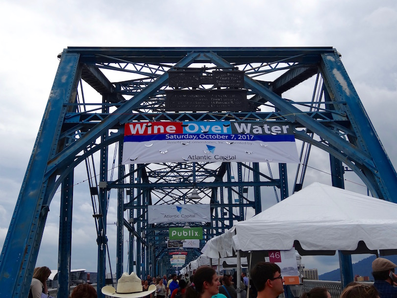 wine over water chattanooga