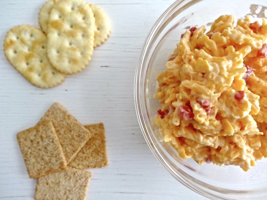 simply southern pimiento cheese