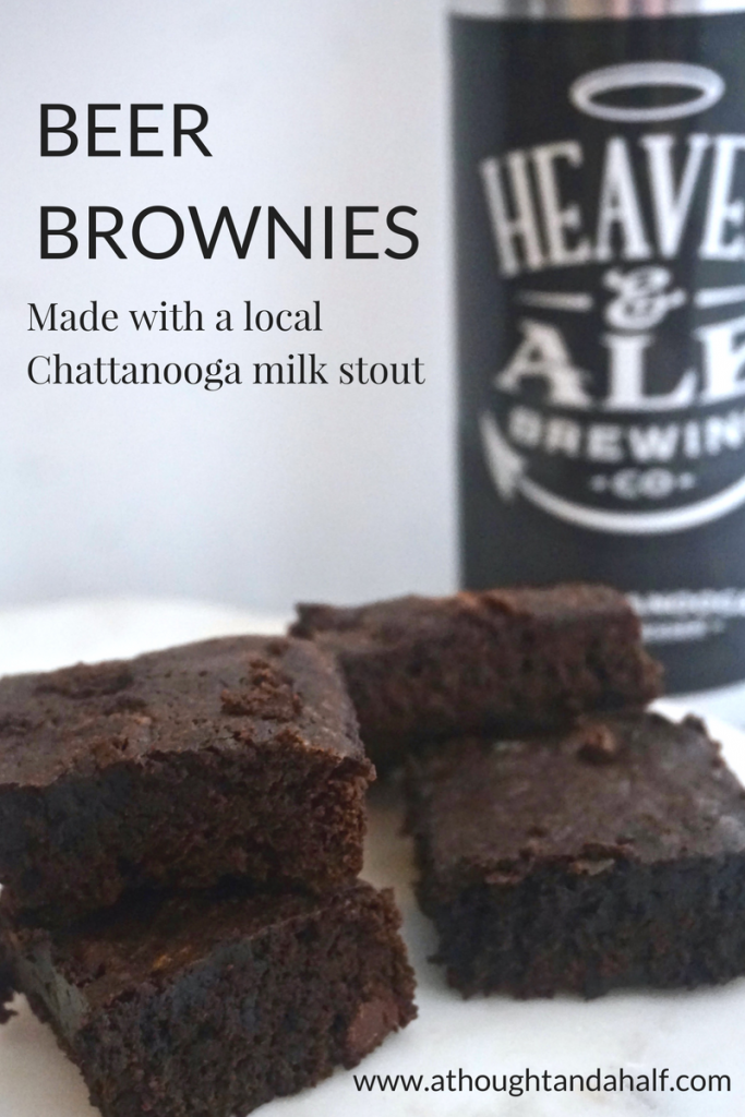 beer brownies heaven and ale love supreme