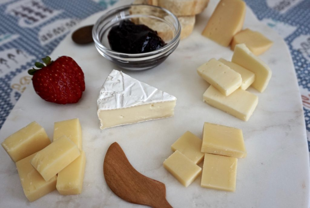 build your perfect cheese board