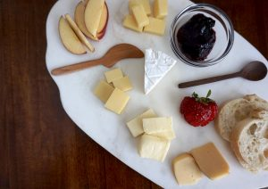 how to build cheese board