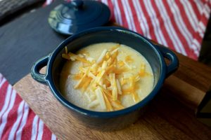 southern cheese grits recipe