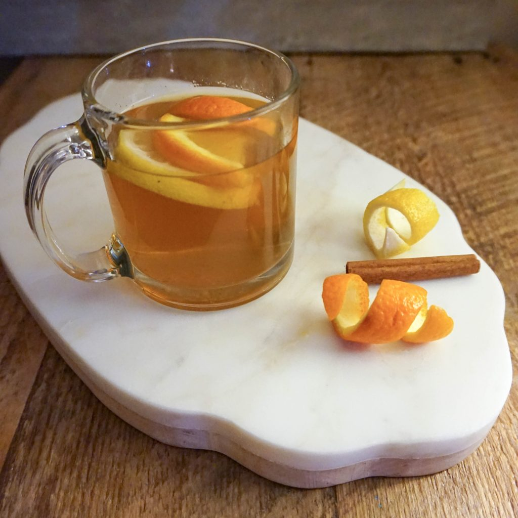 hot toddy fall drinks