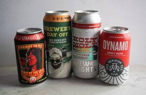 craft beers for desserts