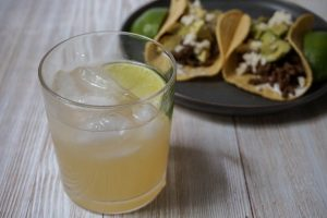 classic margarita tacos and tequila