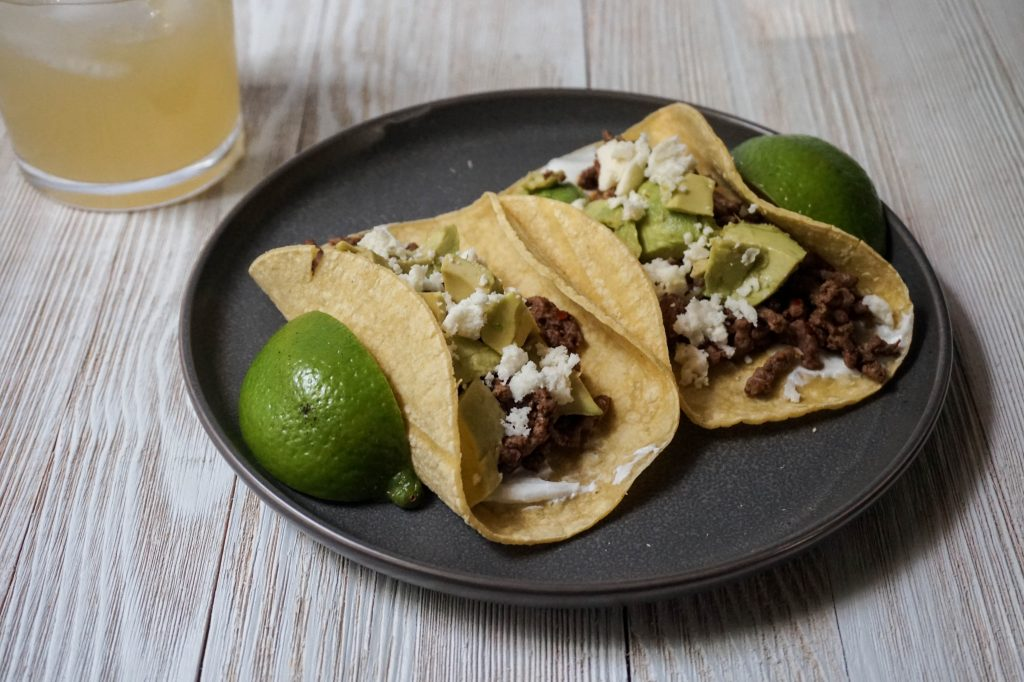 tacos and tequila recipe