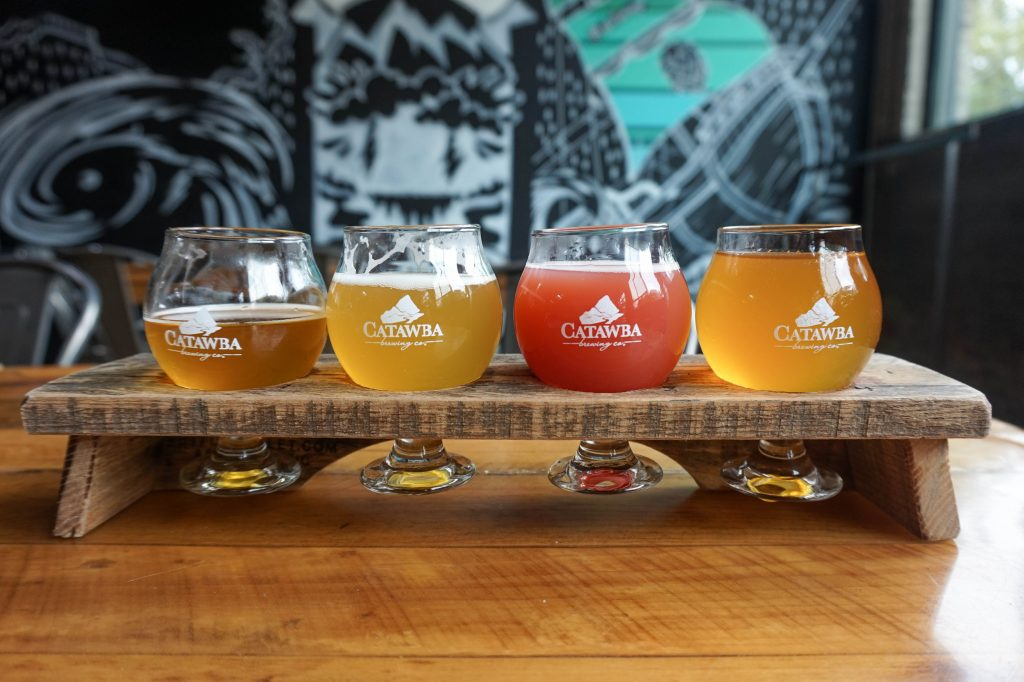 breweries in asheville nc