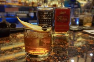 old dominick huling station bourbon old fashioned