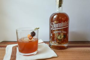 old dominick distillery memphis toddy spiced old fashioned