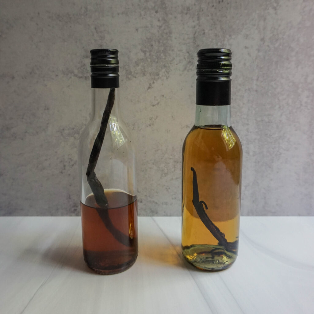 vanilla extract diy