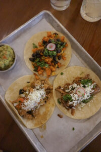 citron et sel tacos in chattanooga