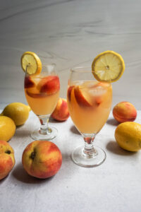 southern peach lemonade recipe