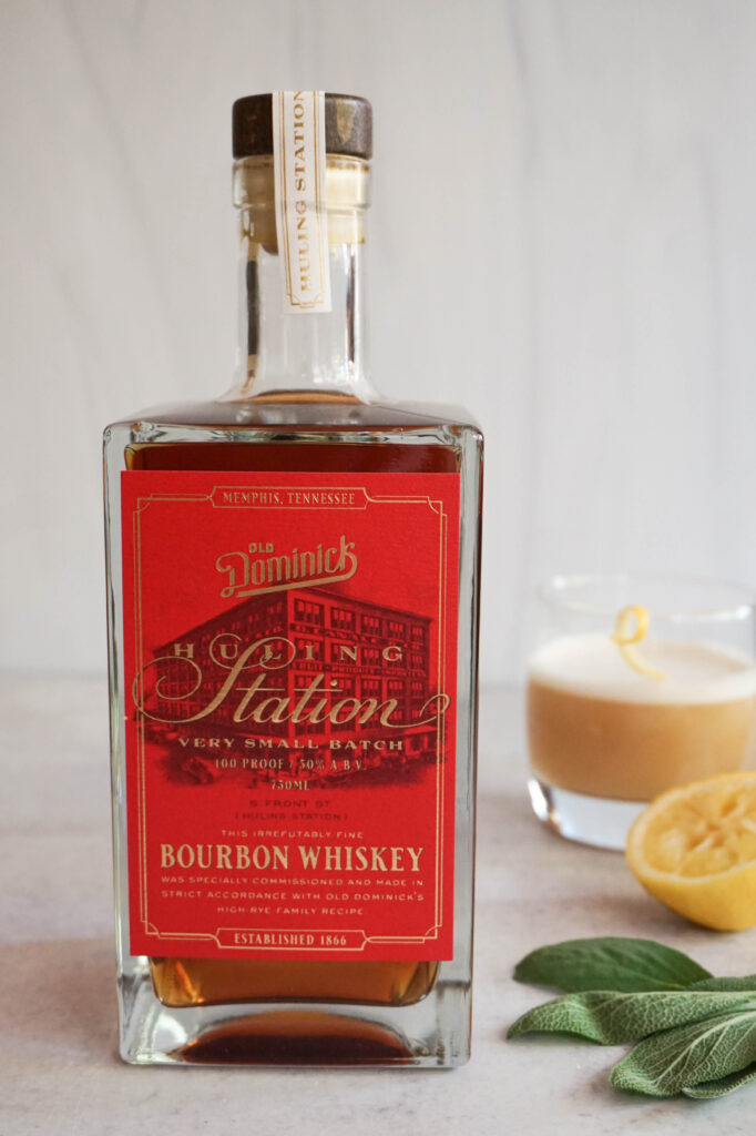 old dominick huling station bourbon