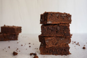 perfect fudgy brownies recipe