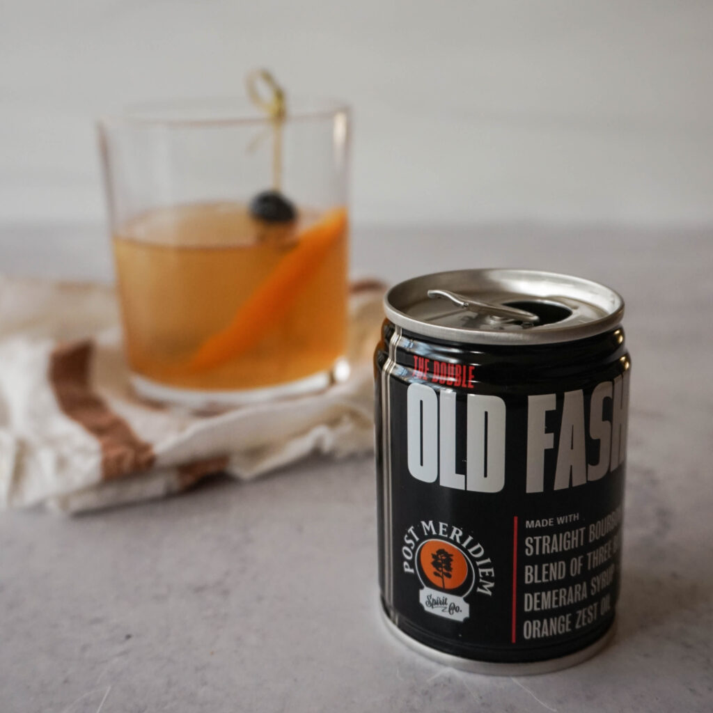 post meridiem spirits company canned cocktails