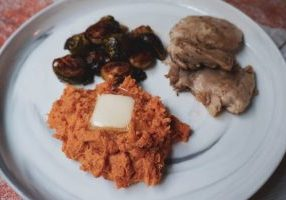 whipped sweet potatoes holiday recipe